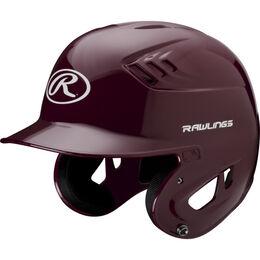 Coolflo High School/College Batting Helmet Maroon