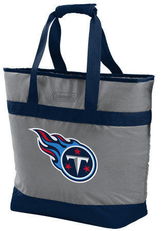 NFL Tennessee Titans 30 Can Tote Cooler