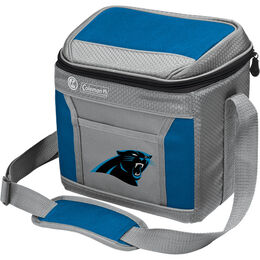 NFL Carolina Panthers 9 Can Cooler