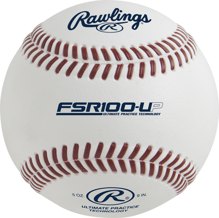 FSR100-UP Ultimate Practice Technology collegiate flat seam baseball