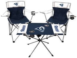 NFL Los Angeles Rams 3-Piece Tailgate Kit
