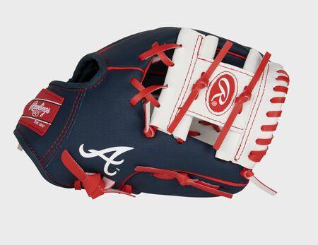 Atlanta Braves 10-Inch Team Logo Glove