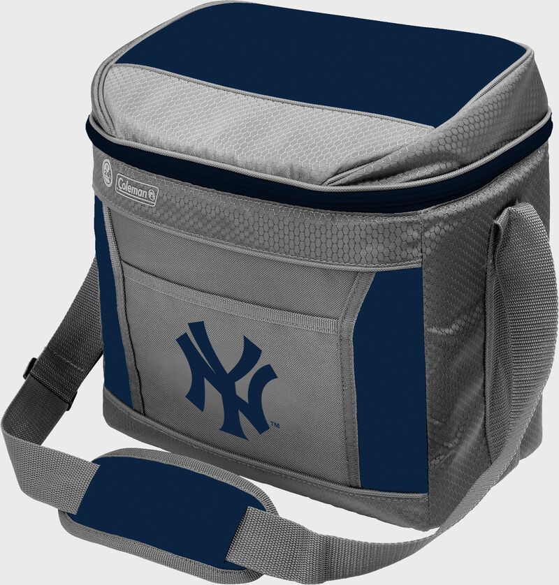 Rawlings New York Yankees 16 Can Cooler In Team Colors With Team Logo On Front SKU #03140030111