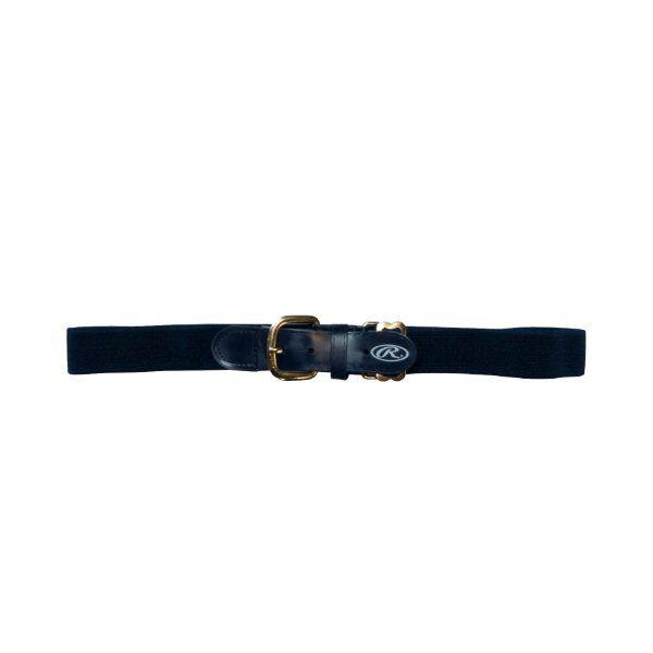 Adjustable Elastic Baseball Belt Navy