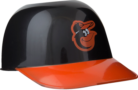 MLB Baltimore Orioles Snack Size Helmets
