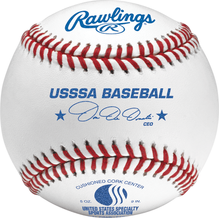 USSSA Official Baseballs