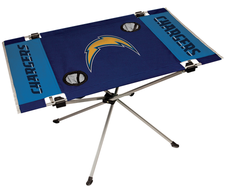 NFL Los Angeles Chargers Endzone Table