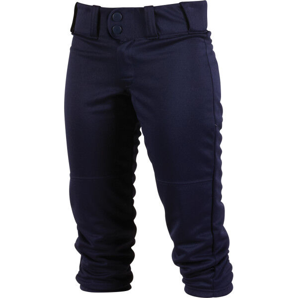 Women's Low-Rise Softball Pant Navy