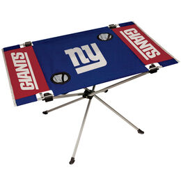 NFL New York Giants Endzone Table