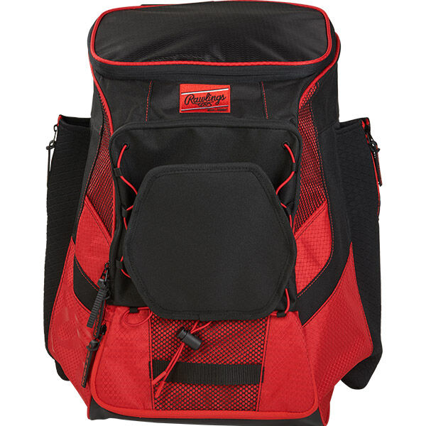 Players Team Backpack Scarlet