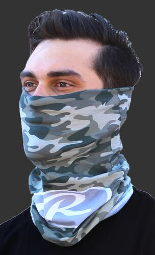 Rawlings Multi-Functional Head and Face Gear   Camo