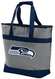 NFL Seattle Seahawks 30 Can Tote Cooler