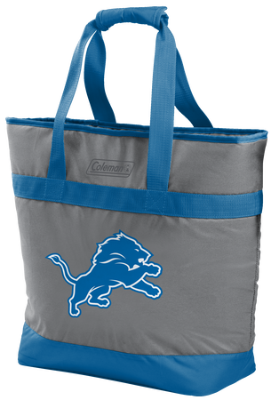 NFL Detroit Lions 30 Can Tote Cooler