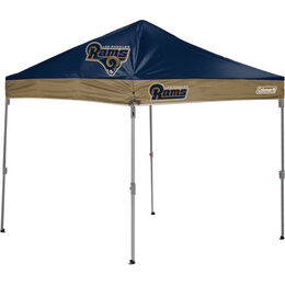 NFL Los Angeles Rams 10x10 Shelter