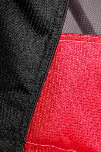Zoomed in image of the material of a high back chair - SKU: 09403086519