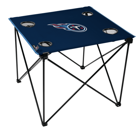 NFL Tennessee Titans Deluxe Tailgate Table