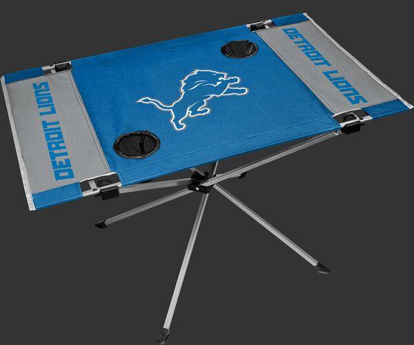 NFL Detroit Lions Endzone Table