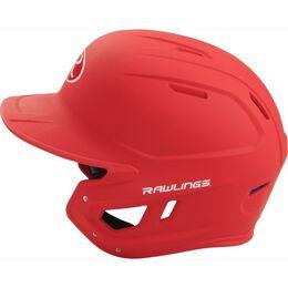 Mach Senior Tone-on-Tone Matte Helmet Scarlet