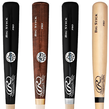 Adult Maple Pro Grade Wood Bat Blem