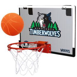NBA Minnesota Timberwolves Hoop Set