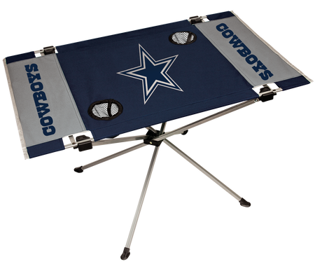 NFL Dallas Cowboys Endzone Table