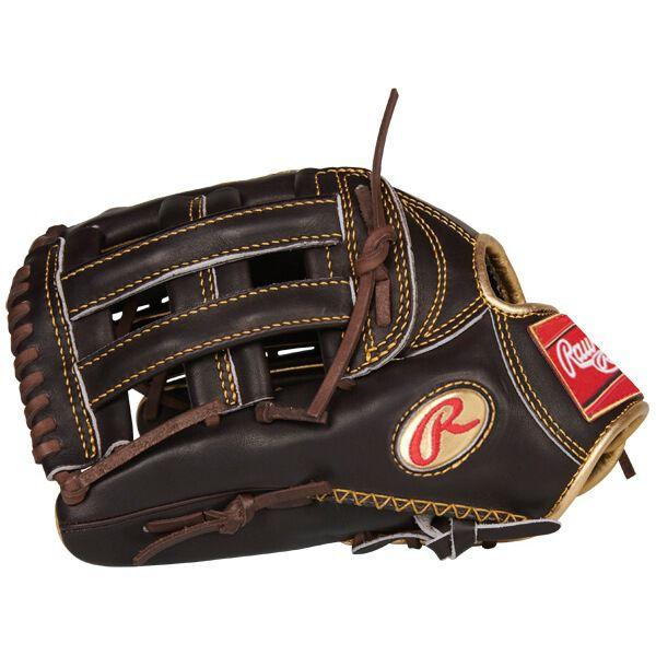 Gold Glove 12.75 in Mocha Outfield Glove
