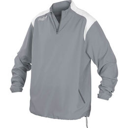 Adult Long Sleeve Quarter-Zip Jacket