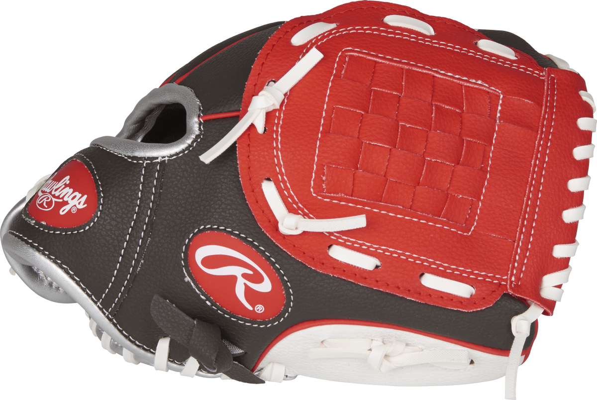 Rawlings Girls 10.0 in Fastpitch Softball Pitcher//Infield Glove