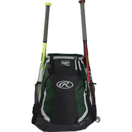Players Team Backpack Dark Green