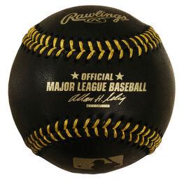 MLB Black Baseballs