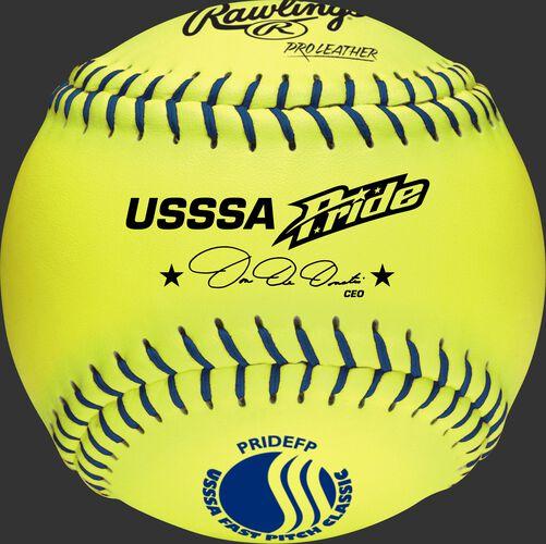 """USSSA Official 12"""" Softballs"""