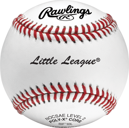 RIF Little League Training Baseballs