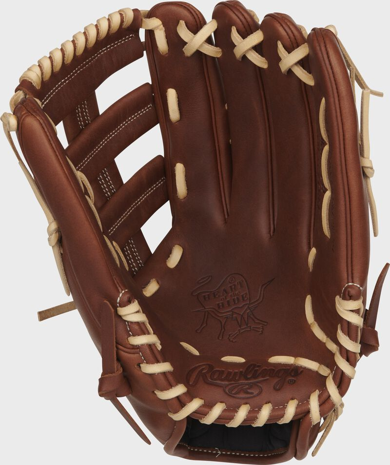 Gameday 57 Series Nick Markakis Heart of the Hide Glove