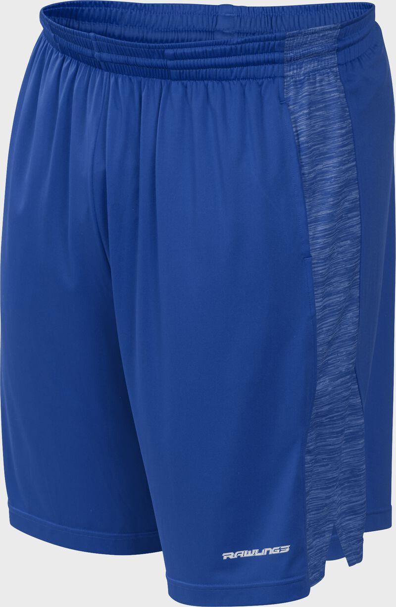 Front of Rawlings Royal Adult Launch Training Shorts - SKU #LS9