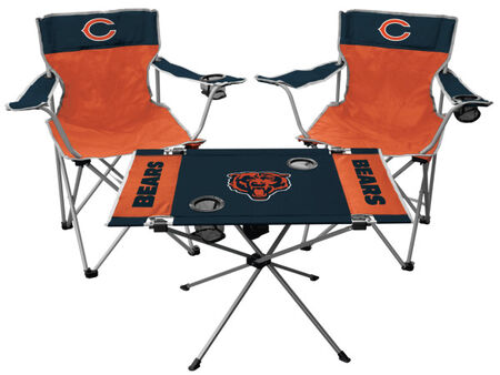 NFL Chicago Bears 3-Piece Tailgate Kit