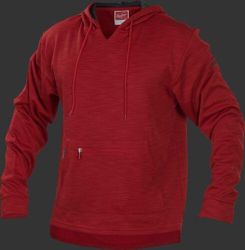 PFH2 Scarlet Rawlings performance fleece hoodie