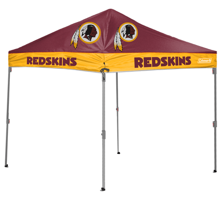 NFL Washington Redskins 10x10 Shelter