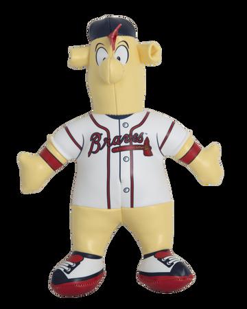 MLB Atlanta Braves Mascot Softee
