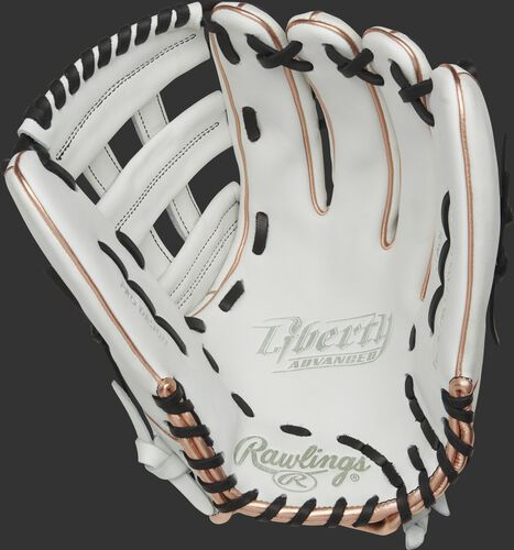 Liberty Advanced Color Series 13-Inch Outfield Glove White