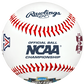 A 2021 NCAA College World Series contenders replica baseball with the NCAA logo - SKU: 35393012531 image number null
