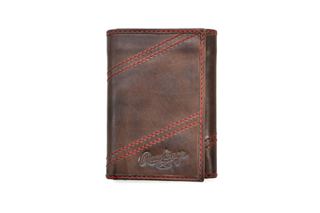 Two Strikes Tri-Fold Wallet