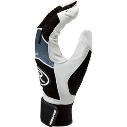 Adult Workhorse Batting Glove Black