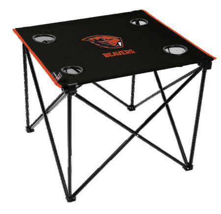 NCAA Oregon State Beavers Deluxe Tailgate Table