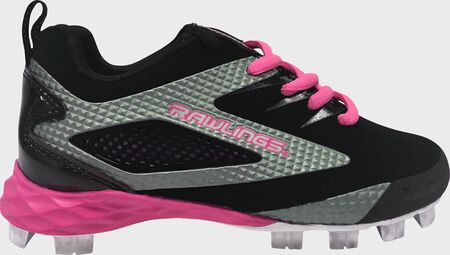 Misses Capture Low Softball Cleats