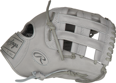 Thumb of a PROKB17-6G Heart of the Hide Pro Label 12.25-Inch glove with a grey H-web