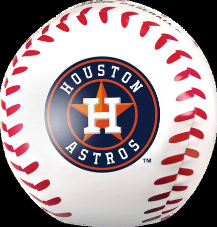 MLB Houston Astros Big Boy 8 in Softee Baseball