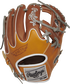 11.5-Inch Rawlings Heart of the Hide R2G Infield Glove image number null