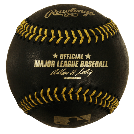 MLB Black Baseballs