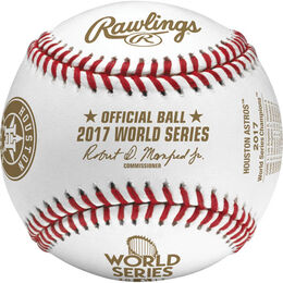 MLB 2017 World Series Champions Houston Astros Baseball