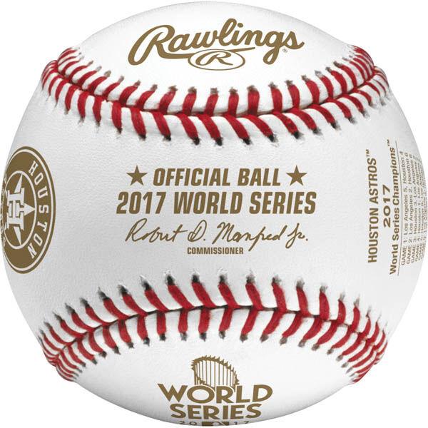 MLB 2017 World Series Champions Houston Astros Baseball